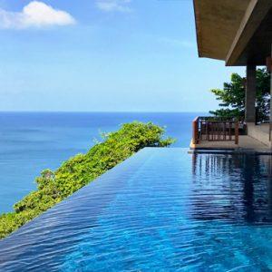 Thailand Honeymoon Packages Paresa Resort Phuket 1 Or 2 Bedroom Ocean Pool Residence