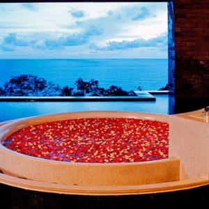 Thailand Honeymoon Packages Paresa Resort Phuket Bath With A View1