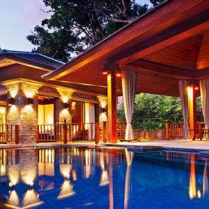Thailand Honeymoon Packages Paresa Resort Phuket Cliff Pool Villa2
