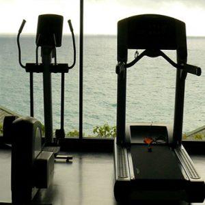 Thailand Honeymoon Packages Paresa Resort Phuket Fitness2