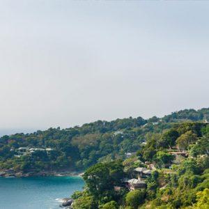 Thailand Honeymoon Packages Paresa Resort Phuket Hotel Overview