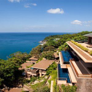 Thailand Honeymoon Packages Paresa Resort Phuket Hotel Overview1