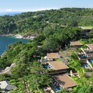 Thailand Honeymoon Packages Paresa Resort Phuket Hotel Overview2