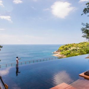 Thailand Honeymoon Packages Paresa Resort Phuket Main Pool