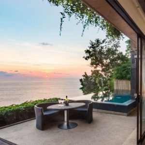 Thailand Honeymoon Packages Paresa Resort Phuket Ocean Pool Suite4
