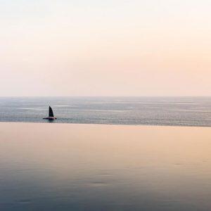 Thailand Honeymoon Packages Paresa Resort Phuket Pool Sea View