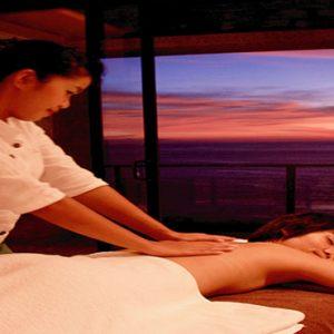 Thailand Honeymoon Packages Paresa Resort Phuket Spa Massage