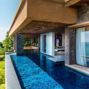 Thailand Honeymoon Packages Paresa Resort Phuket Spa Pool Suite2