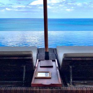 Thailand Honeymoon Packages Paresa Resort Phuket Sun Loungers