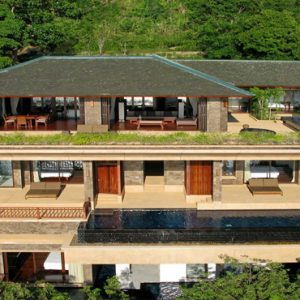 Thailand Honeymoon Packages Paresa Resort Phuket Villa Overview