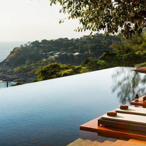 Thailand Honeymoon Packages Paresa Resort Phuket Villa Pool