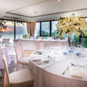 Thailand Honeymoon Packages Paresa Resort Phuket Wedding Setup