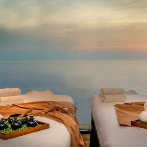 Thailand Honeymoon Packages Paresa Resort Phuket Couple Spa