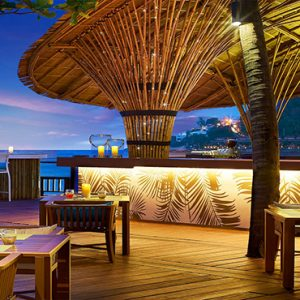 Thailand Honeymoon Packages Sheraton Samui Resort Blue Monkey Bar