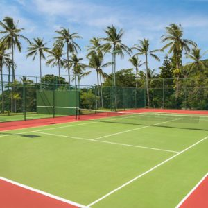 Thailand Honeymoon Packages Sheraton Samui Resort Tennis Court