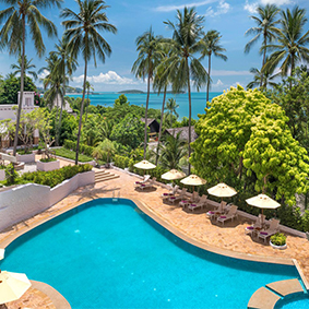 Thailand Honeymoon Packages Sheraton Samui Resort Thumbnail