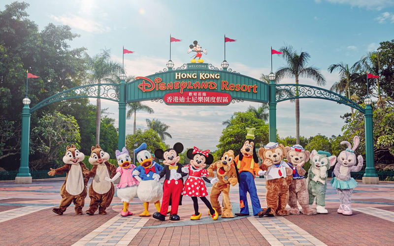 Things To Do In Hong Kong Spend The Day At Disneyland
