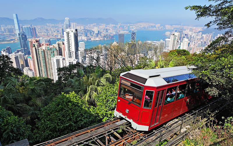 Things To Do In Hong Kong Victoria Peak