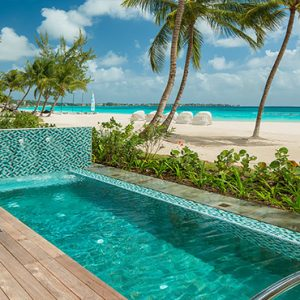 Barbados Honeymoon Packages Sandals Royal Barbados Beachfront Prime Minister One Bedroom Butler Suite W Private Pool And Patio Tranquility Soaking Tub