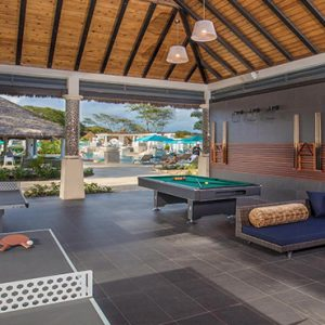 Barbados Honeymoon Packages Sandals Royal Barbados Games Room
