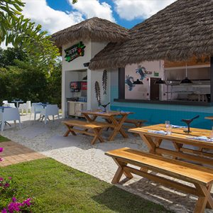 Barbados Honeymoon Packages Sandals Royal Barbados Jerk Shack