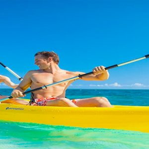 Barbados Honeymoon Packages Sandals Royal Barbados Watersports Kayaking