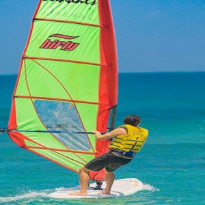 Barbados Honeymoon Packages Sandals Royal Barbados Watersports Windsurfing