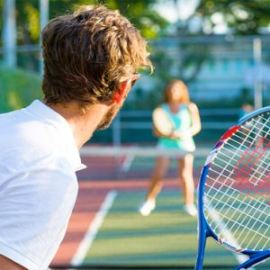 Barbados Honeymoon Packages Sandals Royal Barbados Landsports Tennis