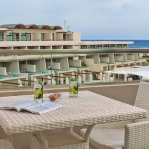 Greece Honeymoon Packages Avra Imperial Balcony View