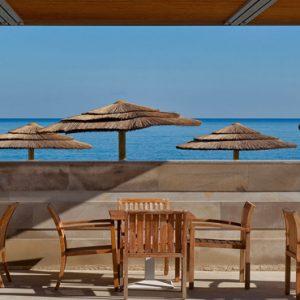 Greece Honeymoon Packages Avra Imperial Blu Beach Bar