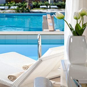 Greece Honeymoon Packages Avra Imperial Deluxe Room With Private Pool Pool View