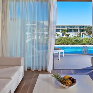 Greece Honeymoon Packages Avra Imperial Deluxe Suite With Private Pool Living Area