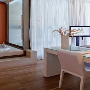 Greece Honeymoon Packages Avra Imperial Executive Suite With Private Pool Bedroom