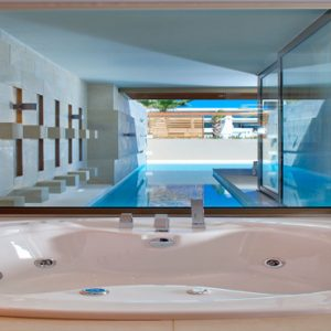 Greece Honeymoon Packages Avra Imperial Executive Suite With Private Pool Jacuzzi