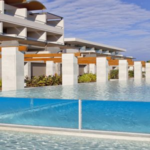 Greece Honeymoon Packages Avra Imperial Glass Pool