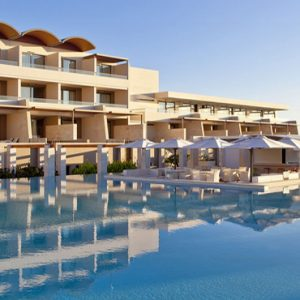 Greece Honeymoon Packages Avra Imperial Hotel Exterior Pool