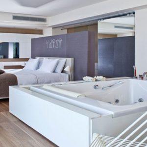 Greece Honeymoon Packages Avra Imperial Imperial Suite Bedroom