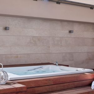 Greece Honeymoon Packages Avra Imperial Imperial Suite Outdoor Jacuzzi