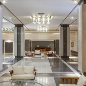 Greece Honeymoon Packages Avra Imperial Lobby1