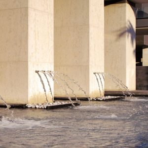 Greece Honeymoon Packages Avra Imperial Pool Waterfountain