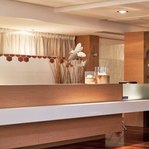 Greece Honeymoon Packages Avra Imperial Spa Reception