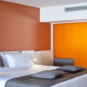 Greece Honeymoon Packages Avra Imperial Superior Room With Private Pool Bedroom2