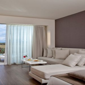 Greece Honeymoon Packages Avra Imperial Superior Room With Private Pool Bedroom3