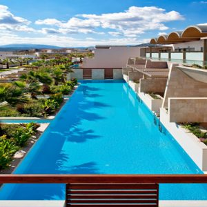Greece Honeymoon Packages Avra Imperial Villa Shared Pool