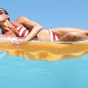 Greece Honeymoon Packages Avra Imperial Women In Pool