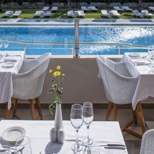 Greece Honeymoon Packages Avra Imperial Xatheri Restaurant