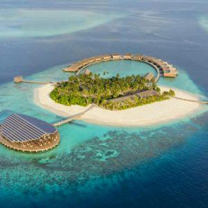 Maldives honeymoon Packages Kudadoo Maldives Private Island Exterior