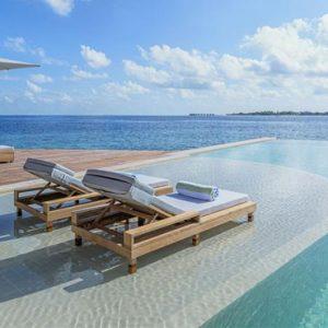 Maldives honeymoon Packages Kudadoo Maldives Private Island Pool