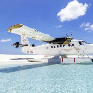 Maldives honeymoon Packages Kudadoo Maldives Private Island Seaplane