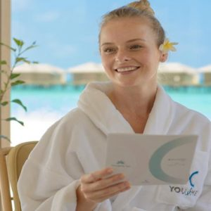 Maldives Honeymoon Packages You And Me Cocoon Maldives Women At The Spa